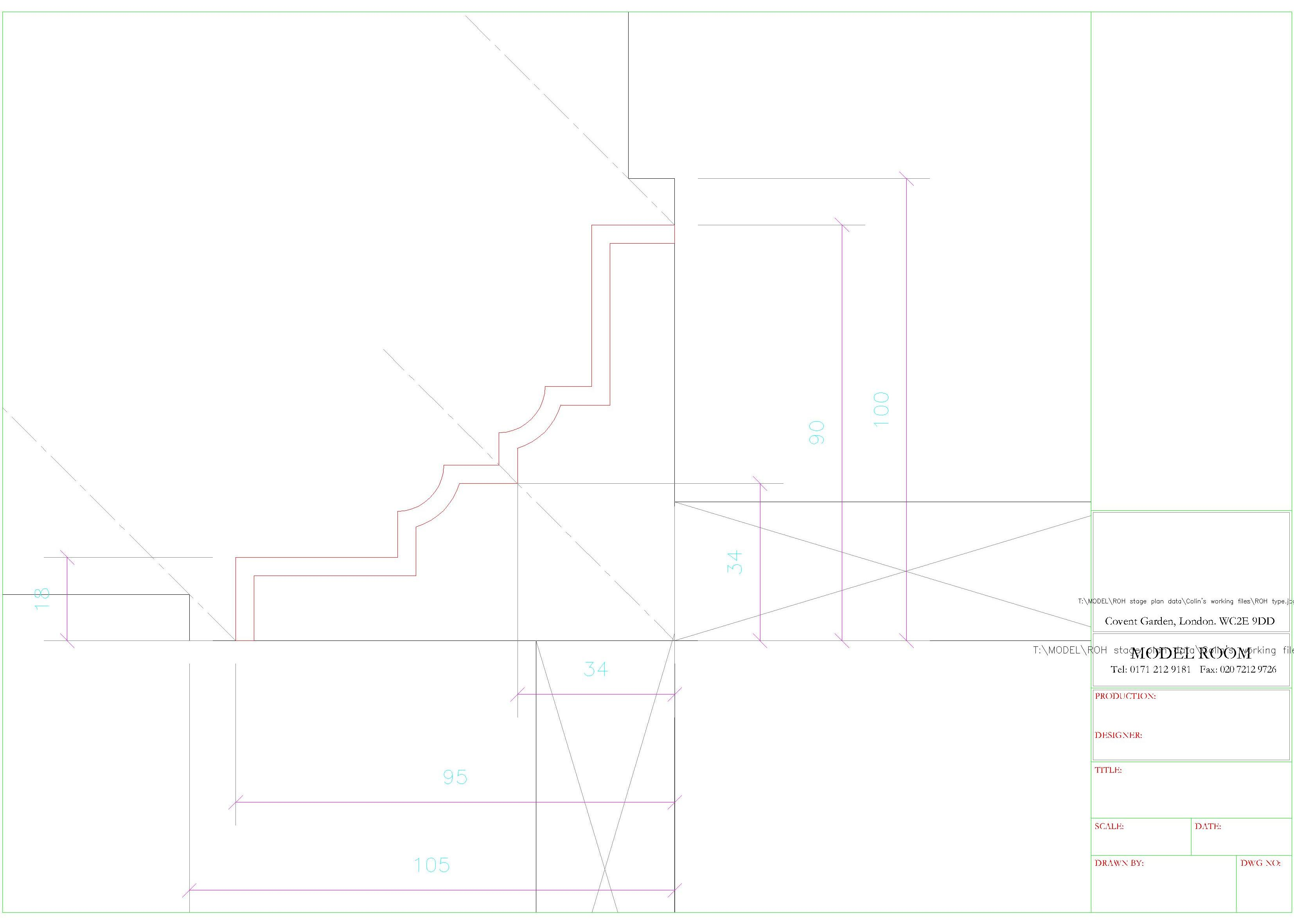 INTERIOR WALL- CORNER COLUMN-LAYOUT1