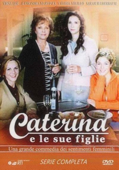 Caterina and her daughters
