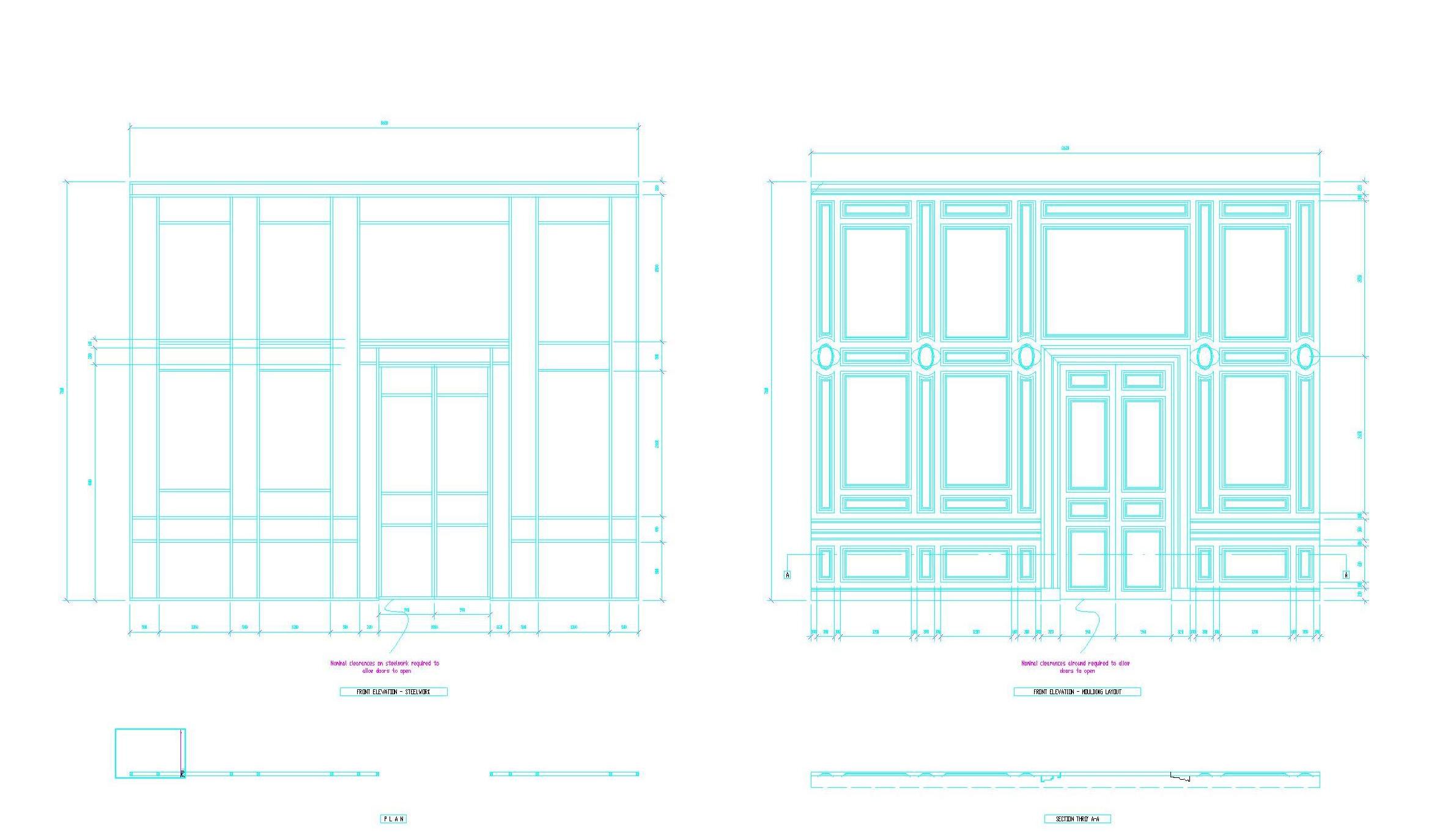 mould-detail-panelled-flat-model