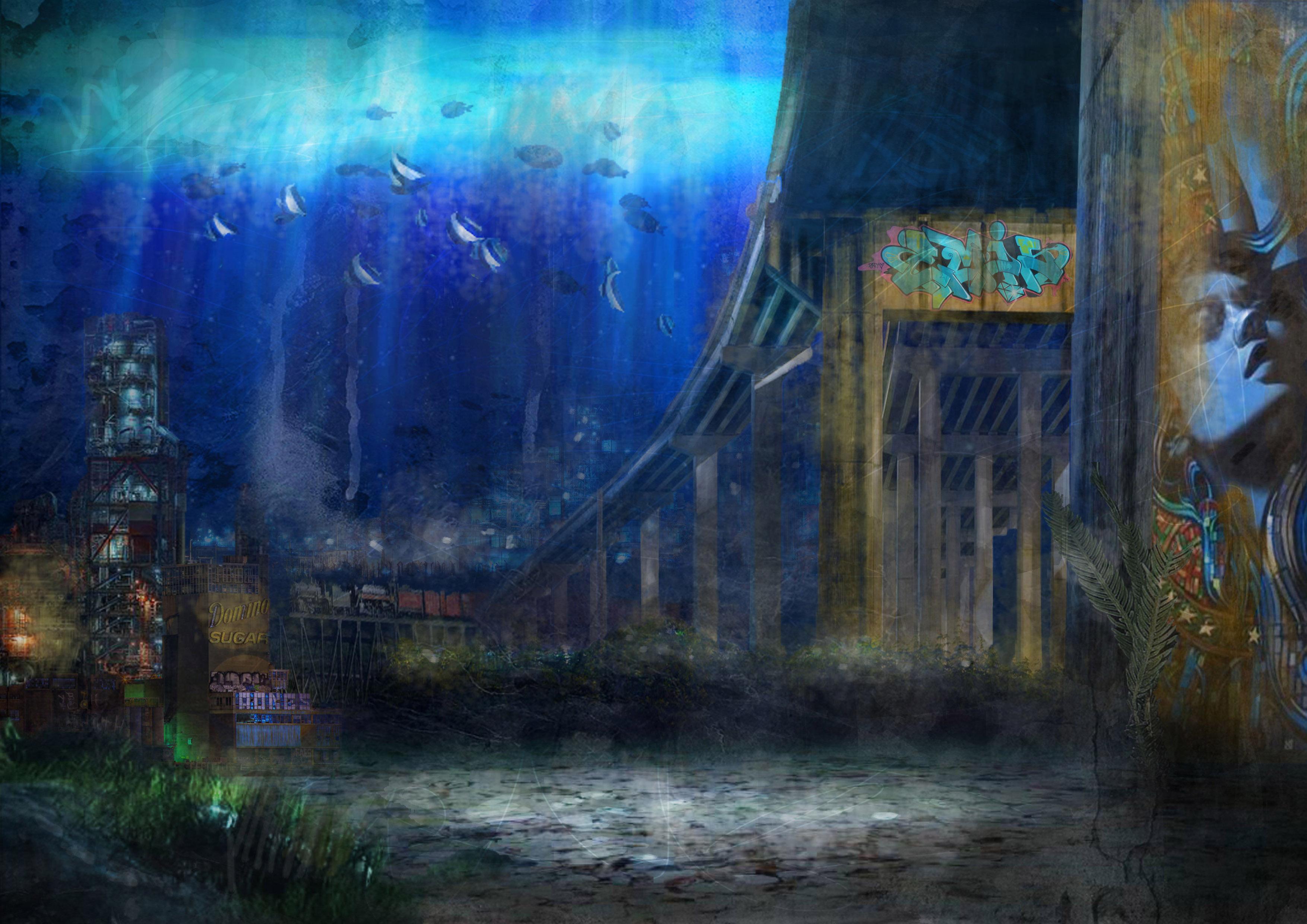 underwater overpass 1